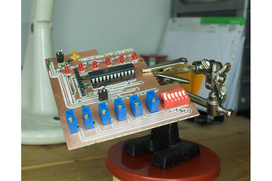 Digital Potentiometer Arduino Shield