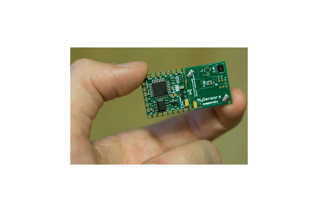 Button Sized RFM69 Wireless  Node 3