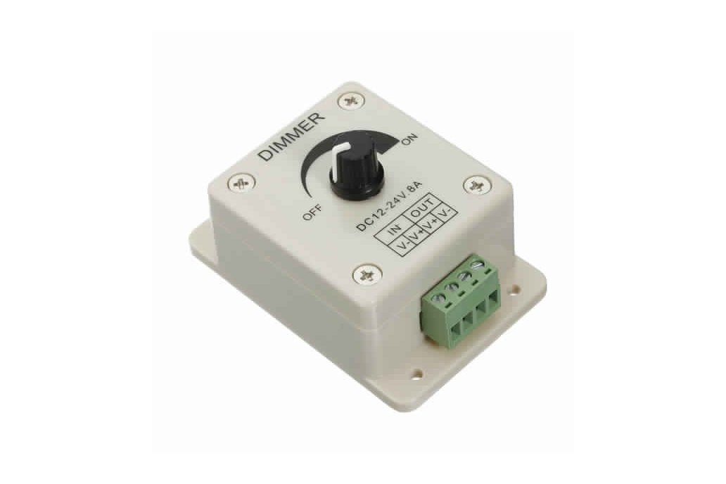 LED Light Dimmer Brightness Adjustable Control  3