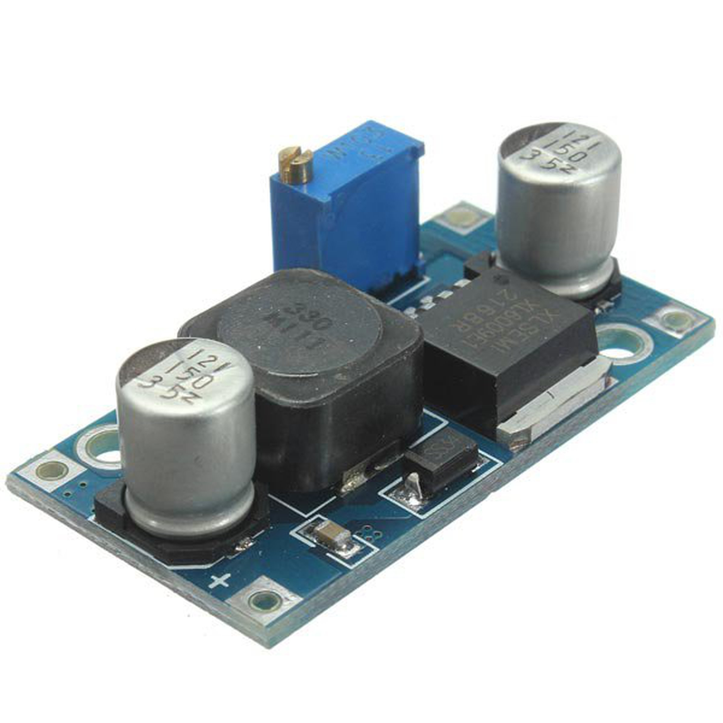 Adjustable Step Up Power Supply From Mmm999 On Tindie Xl6009 Dc To 4a 1