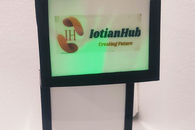 Iotianhub Automatic Hand Sanitizer with Dashboard