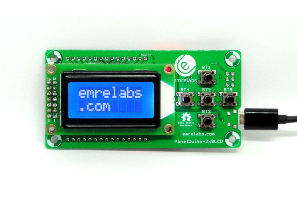PanelDuino 2x8 Smart Display 1