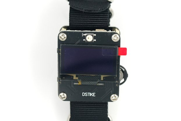 DSTIKE Deauther Wristband V2