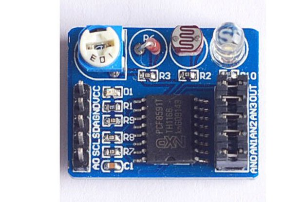 4pc AD/DA converter module