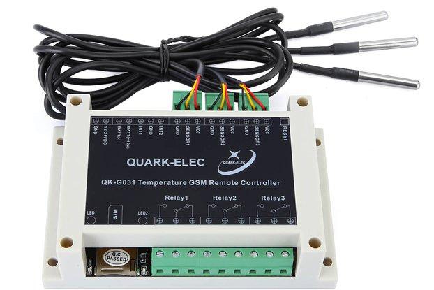 QK-G031 GSM Remote Temperature Controller
