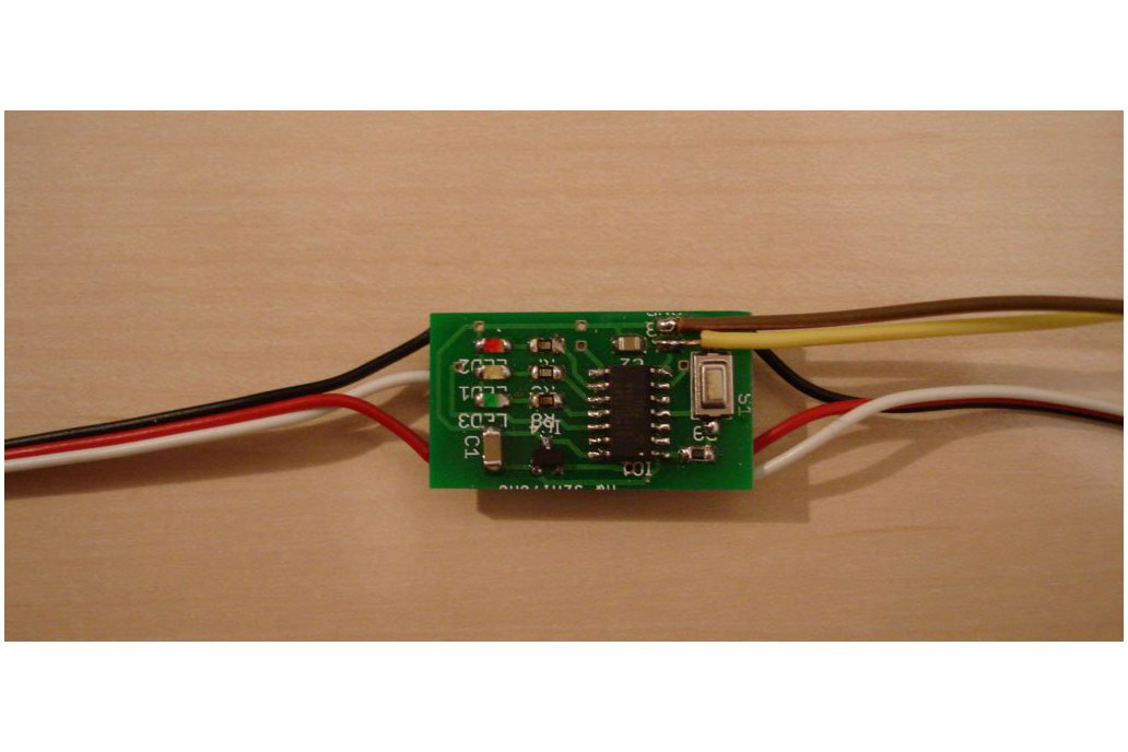 SmartDiode - an emergency power system for rc model aircrafts 1
