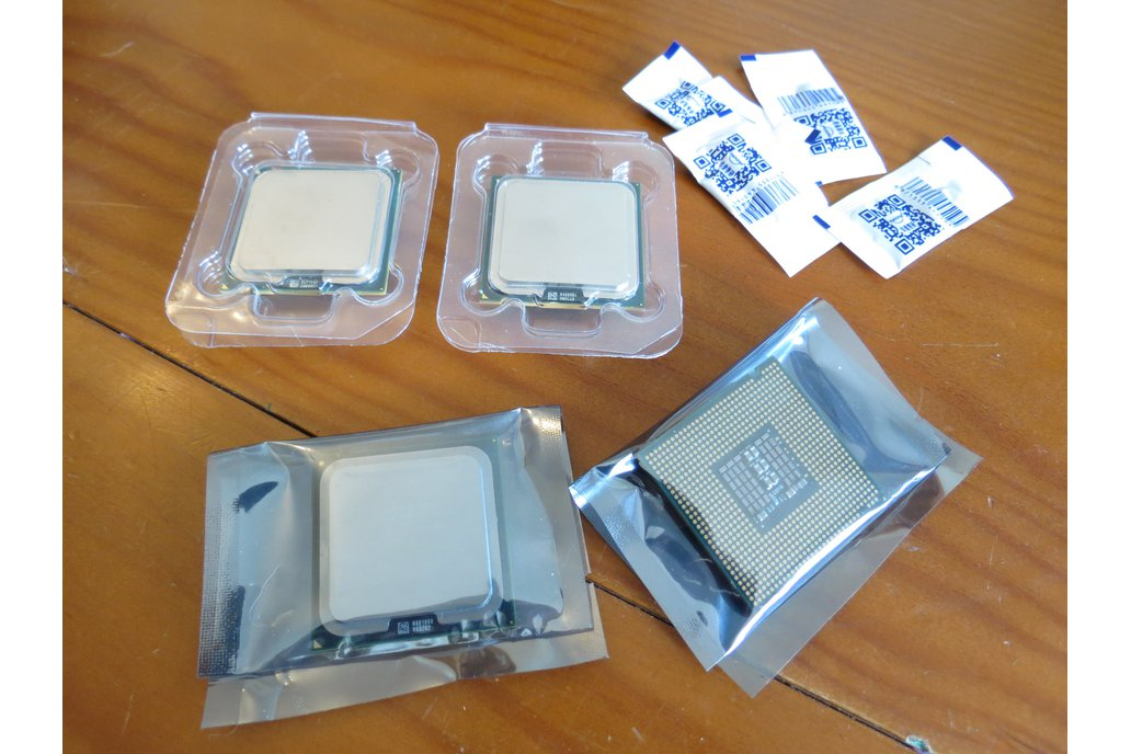 Desktop PC UPGRADE Revive old PC Intel® Quad Core™ 1
