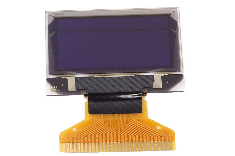 "0.96"" Inch 128X64 Blue OLED Display (9931)"
