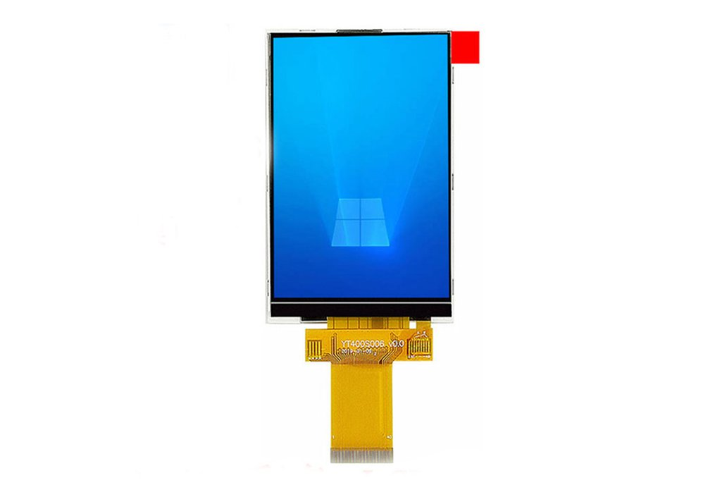 4.0inch TFT LCD Touch Display 320*480_GY18309 1
