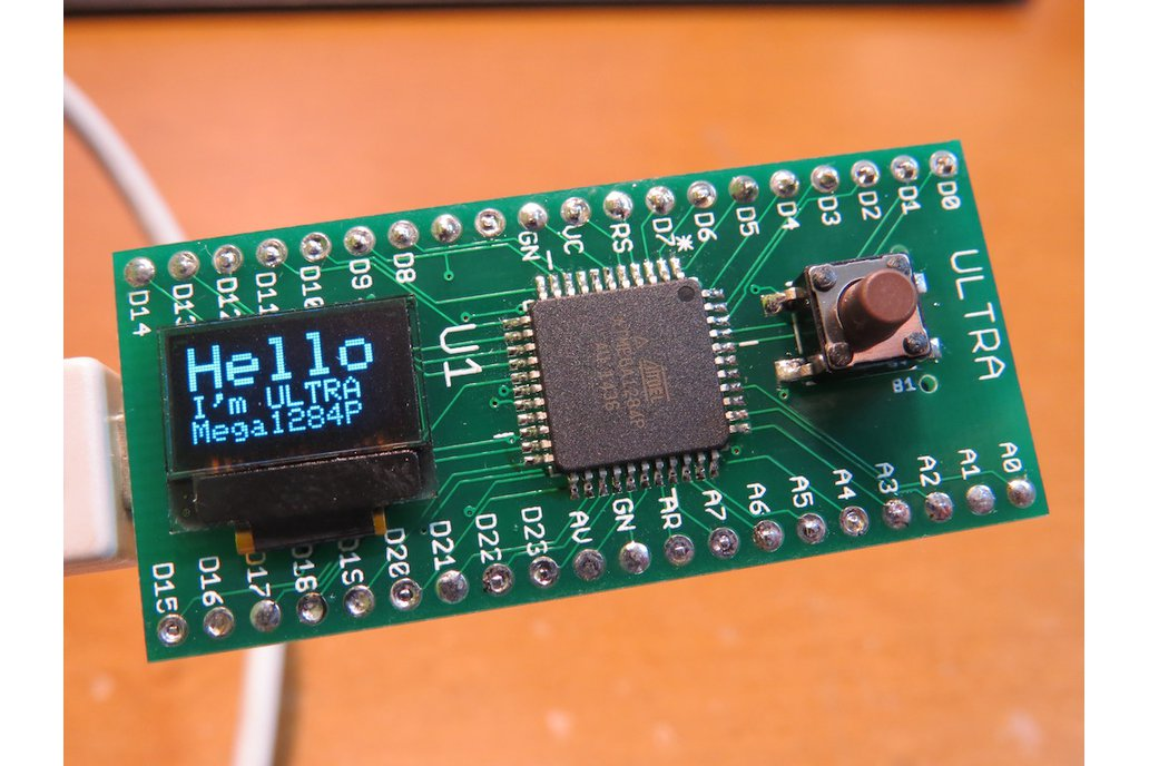 ULTRA, a successor of SDuino 1