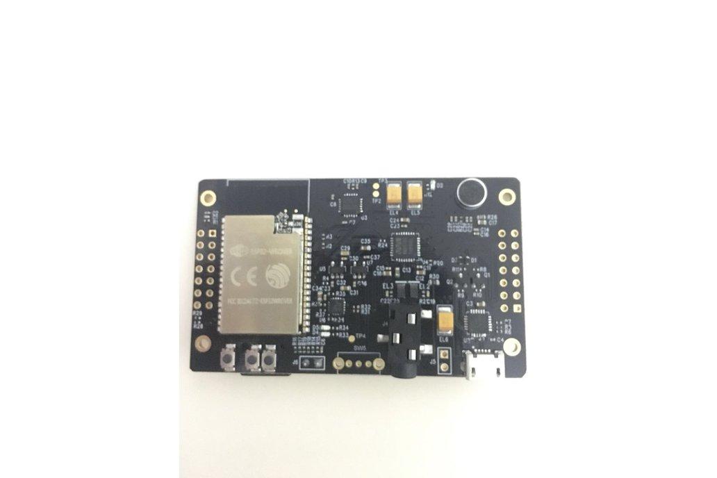 ESP32 PSRAM codec MPU6050 1