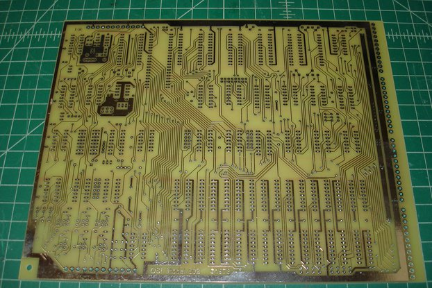 Reproduction OSI 502 CPU Board