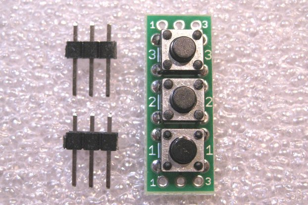 Button3 for Breadboards