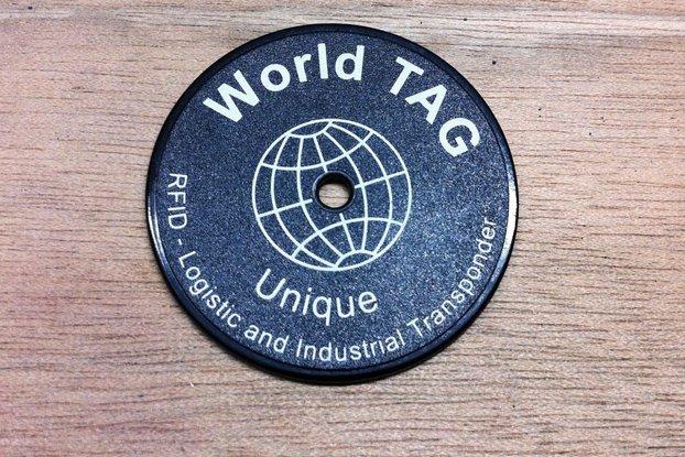 Quality World-Tag 125Khz RFID TAG (25 pcs lot)