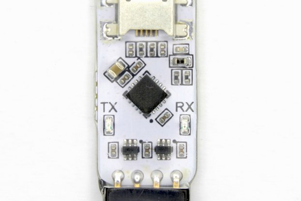 Debug Board USB to UART with Voltage Translator