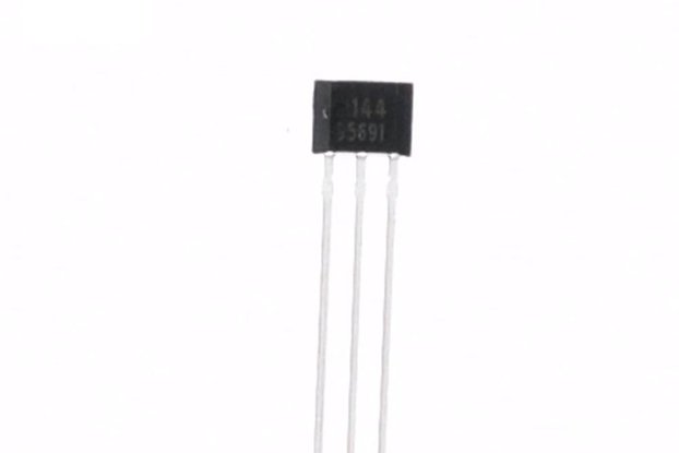 10pcs Hall Effect Sensor A3144 A3144E for TO-92U