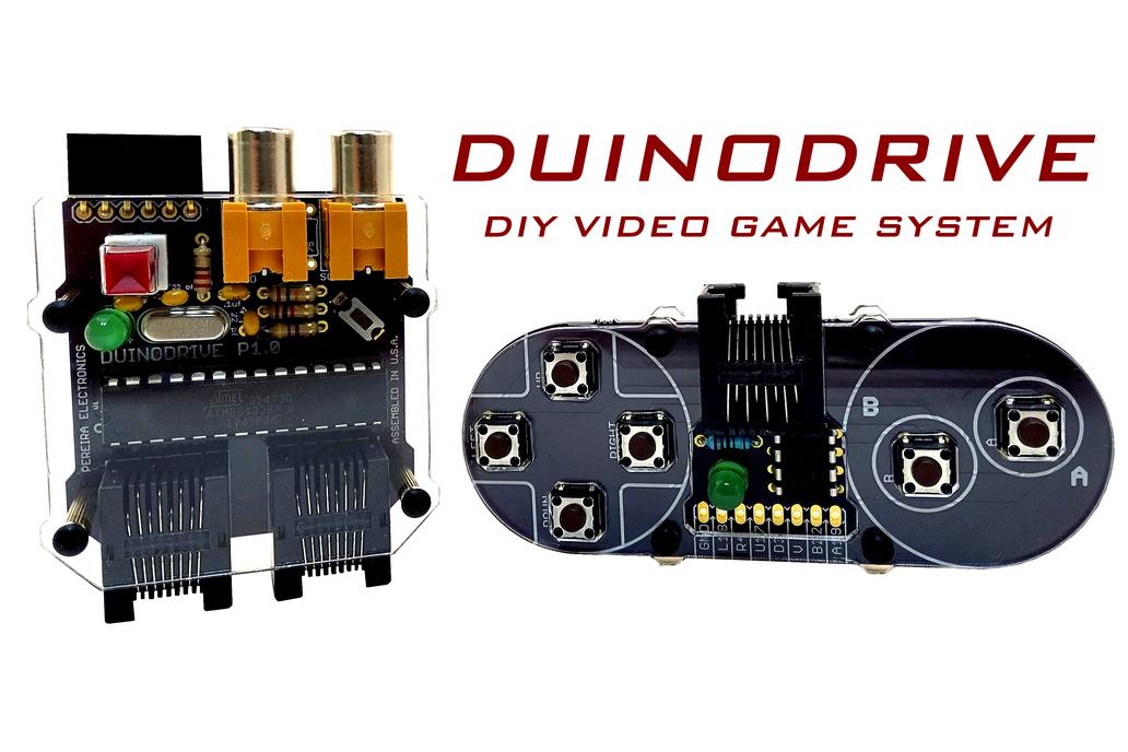 Duinodrive 2