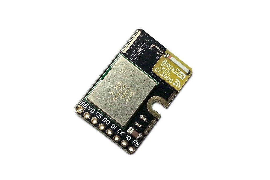 CC3000 Wi-Fi Module V0 1
