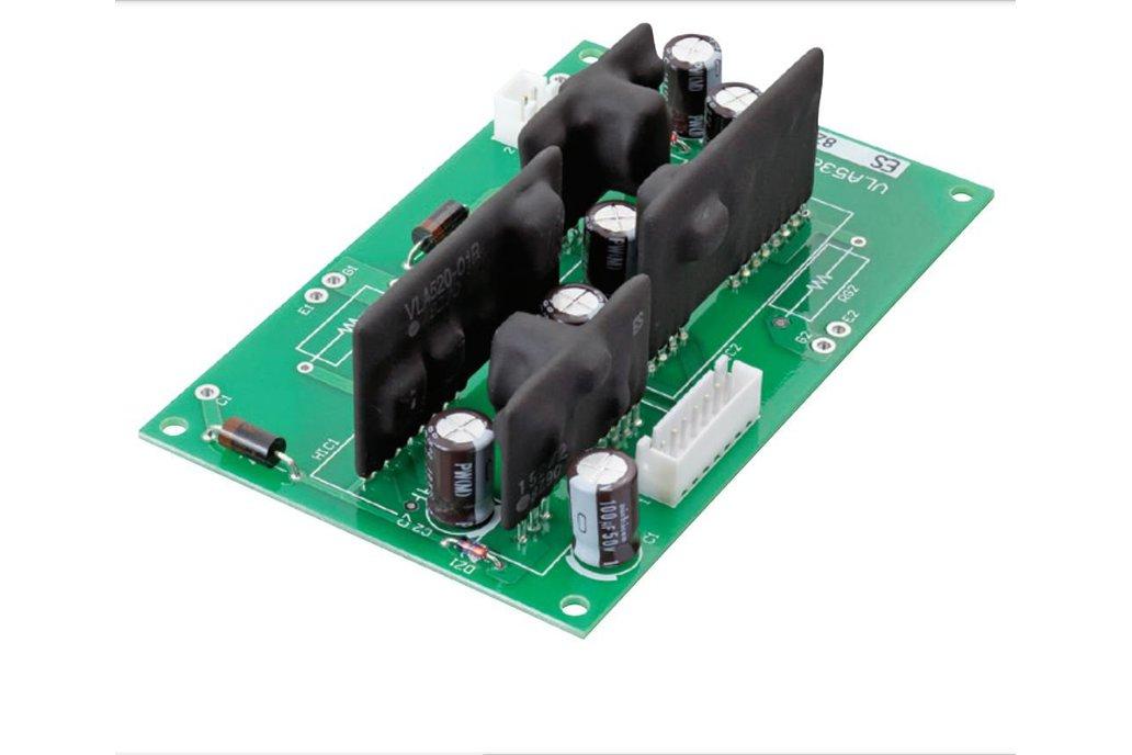 IGBT Driver, -5 A, 12 V to 18 V, Module 1