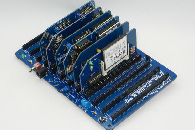 RC2014 Pro - Homebrew Z80 Computer Kit