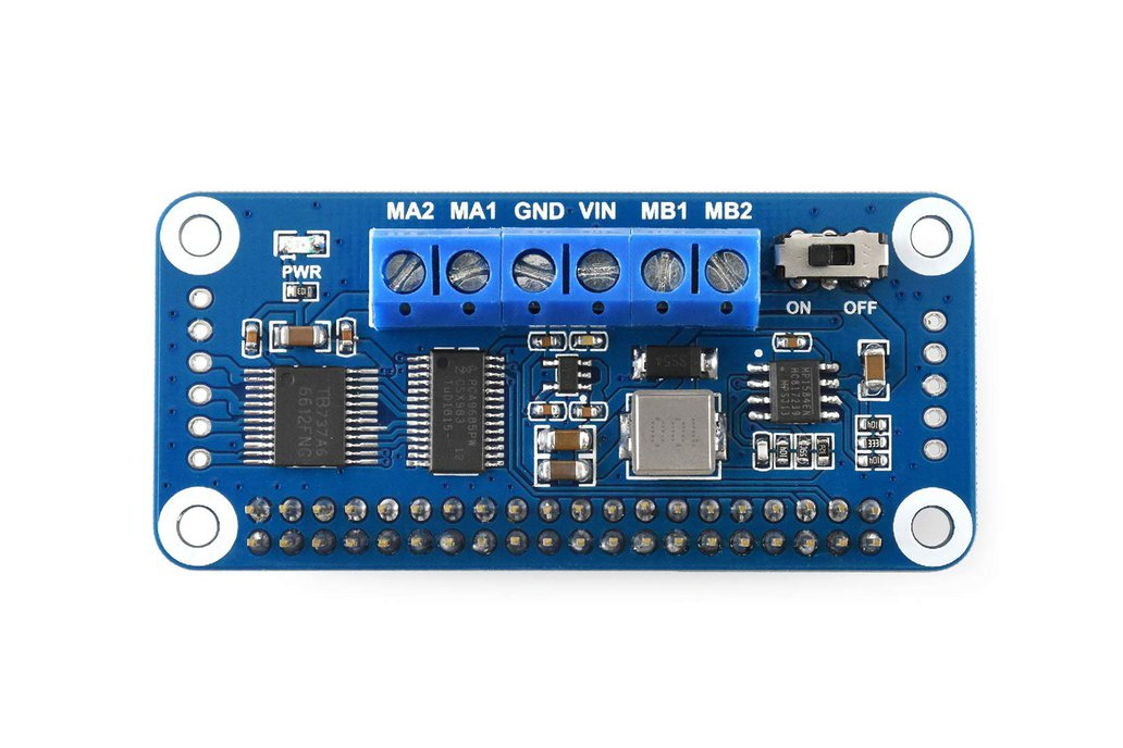 Waveshare Motor Driver HAT for Raspberry Pi Zero/Z 1