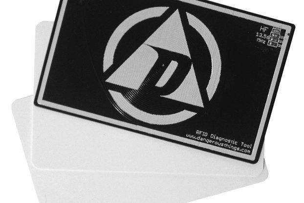 RFID Diagnostic Card