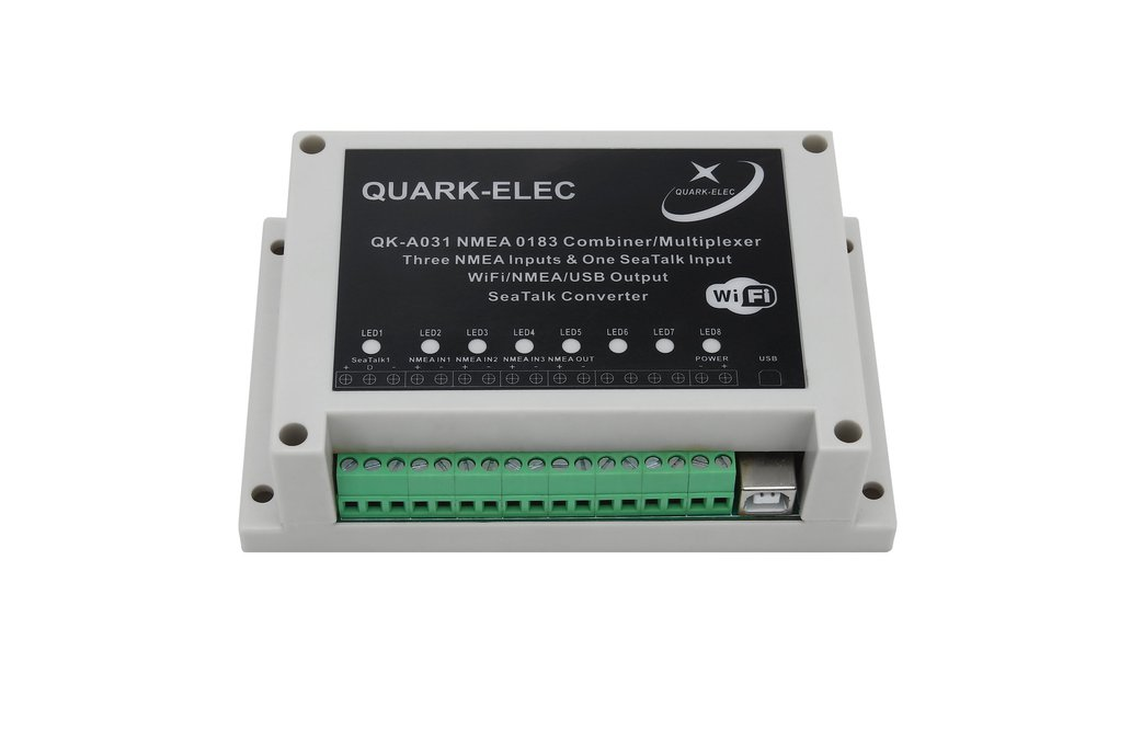 QK-A031 NMEA 0183 Multiplexer with SeaTalk Convert 1