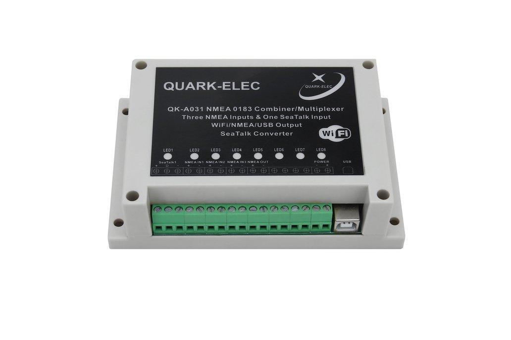 QK-A031 NMEA 0183 Multiplexer with SeaTalk Convert 1