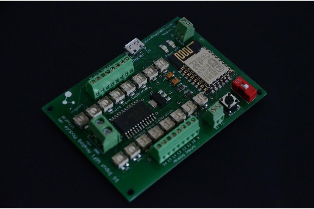 8 Channel Analog WiFi Module 2