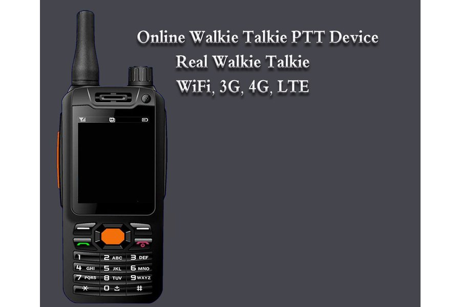 Android PTT Walkie Talkie Device