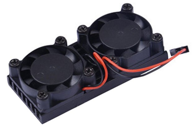 Reroflag Nespi Ultimate Cooling Fan Kit Dual Fans
