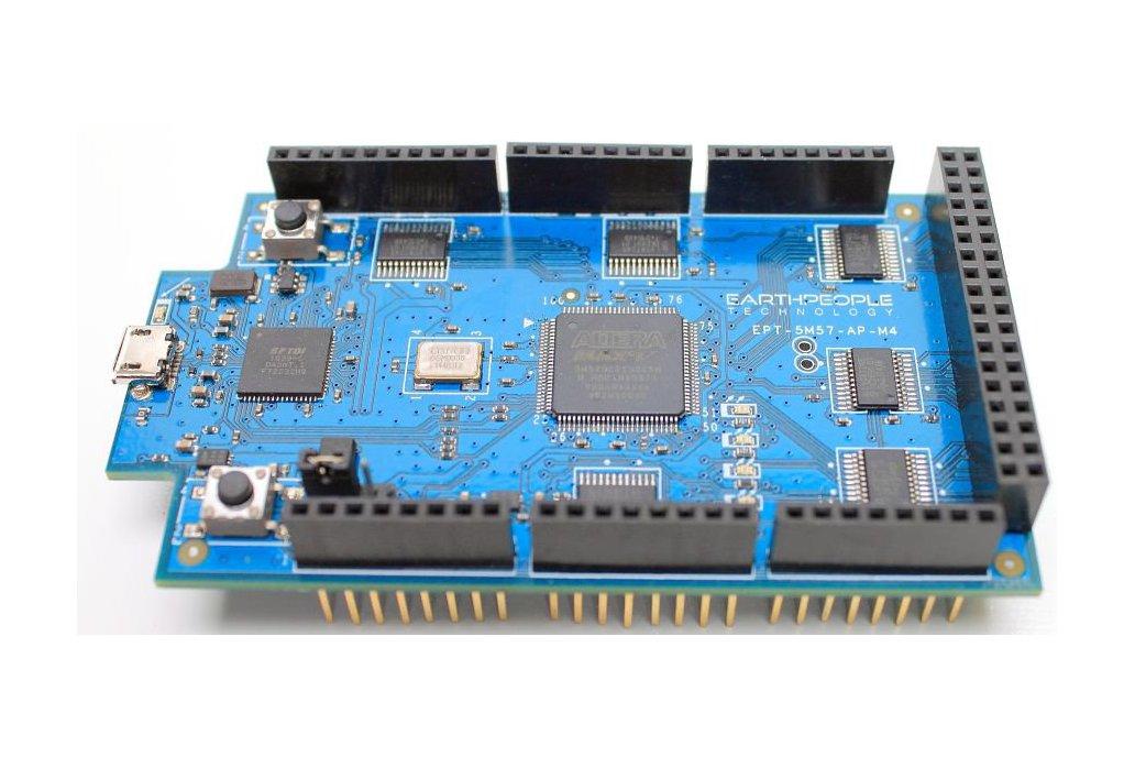 Altera MAX V CPLD Development System -MegaProLogic 1