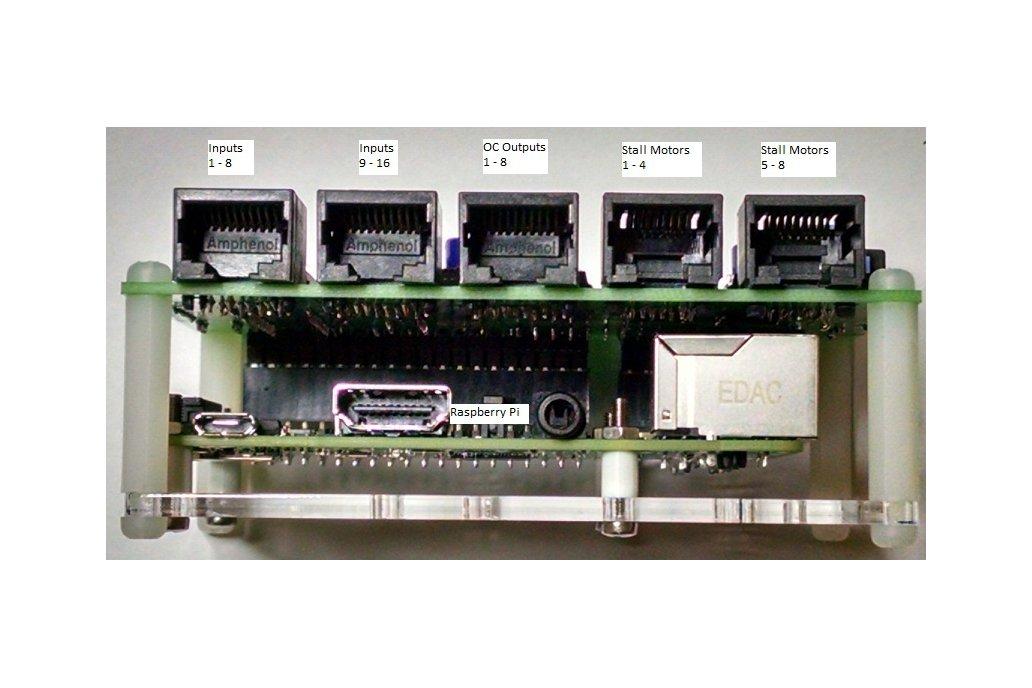 PiRyte Multi-S Extended I/O for Model Railroading 5