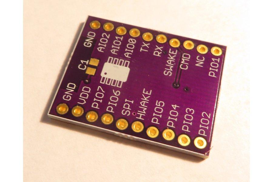 RN4020 BLE Breakout Board (Board Only)