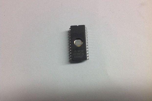Motorola MCM68766C35 EPROM