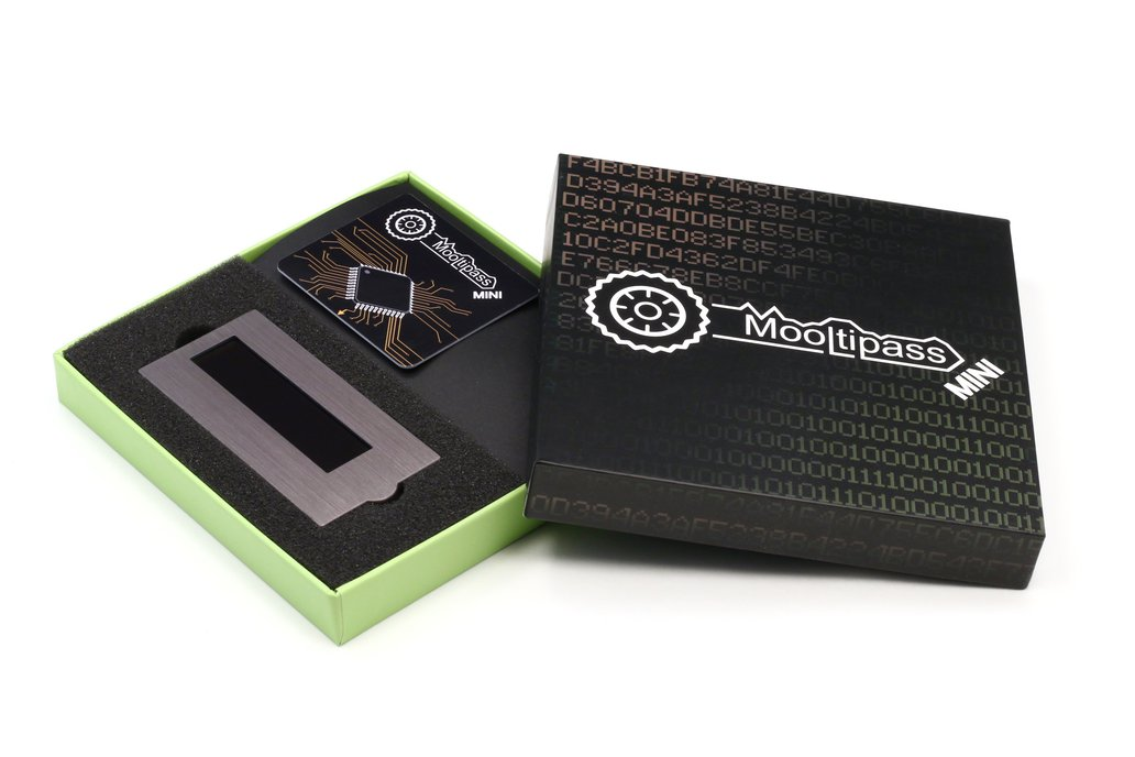 Mooltipass Mini Offline Password Keeper 1