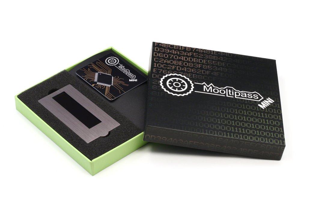 Mooltipass Mini Offline Password Keeper 1