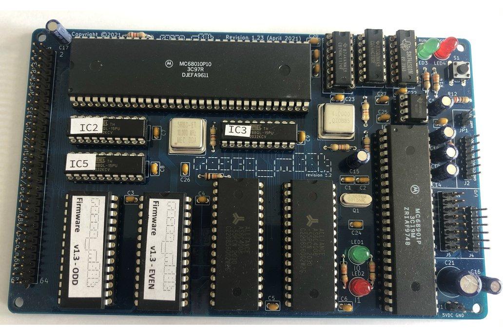 Rosco-m68k Revision 1.23 1