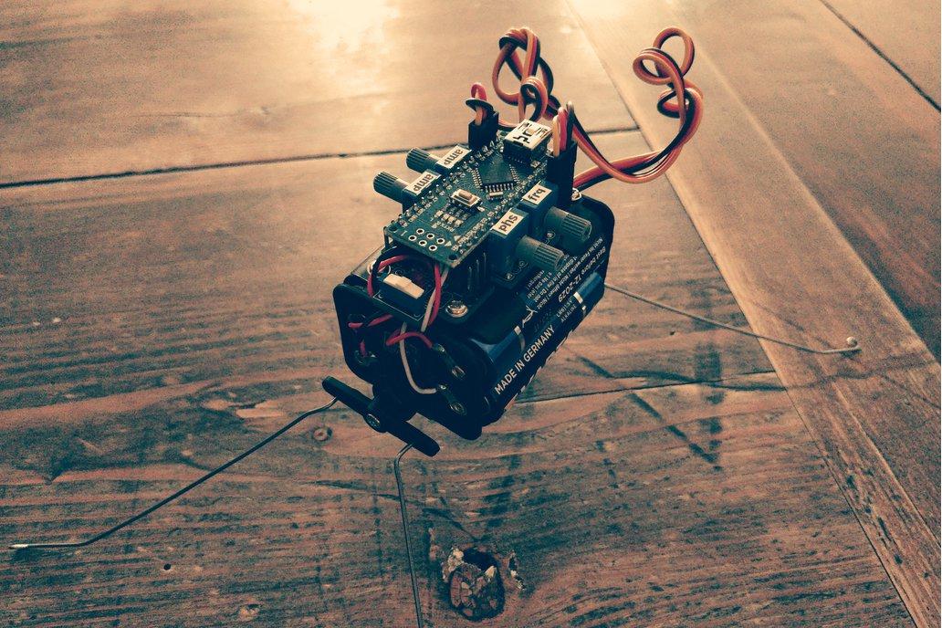 Bakiwi Legged Robot Kit 1