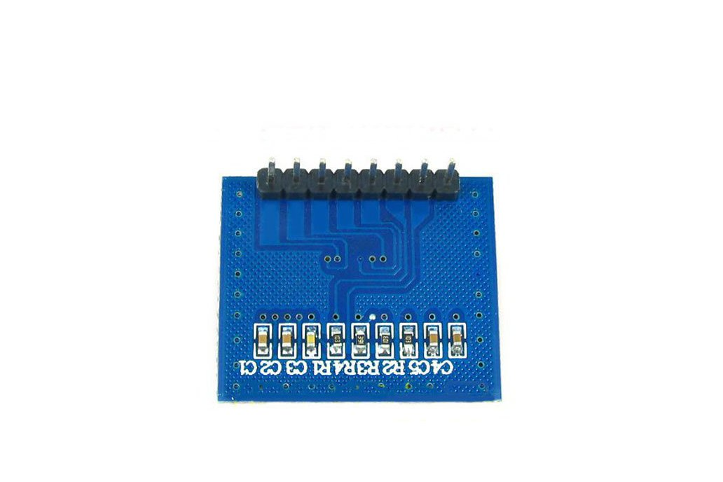 OLED spi/i2c wireless development board 1