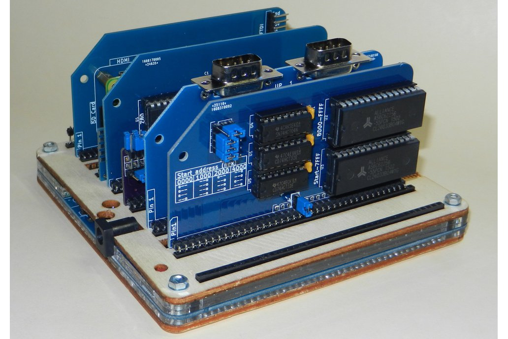 64K RAM Module For RC2014 - Z80 Homebrew Computer 3