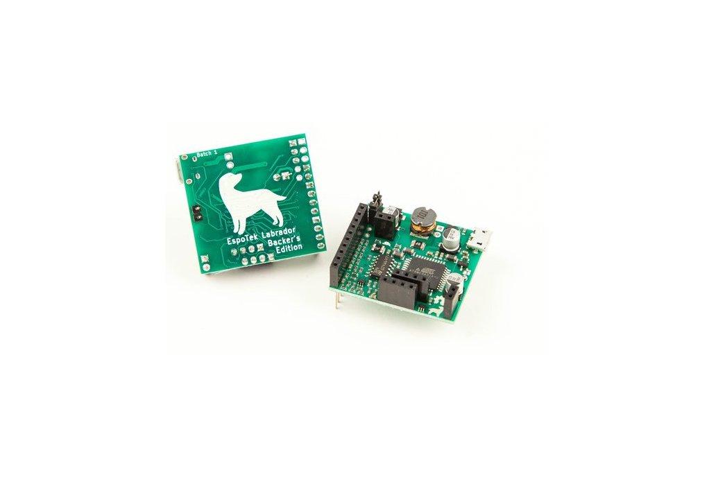 EspoTek Labrador (Oscilloscope, Signal Gen + More) 1