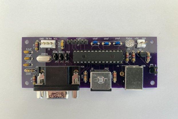 Geoff's VT100 Terminal Kit