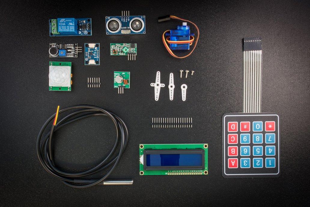 Croduino beginner kit (CBK) SENSE 1