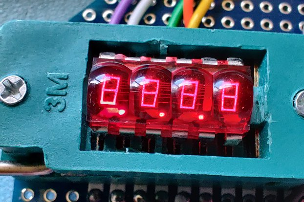 Pack of 4 B-Grade HP Bubble LED Display