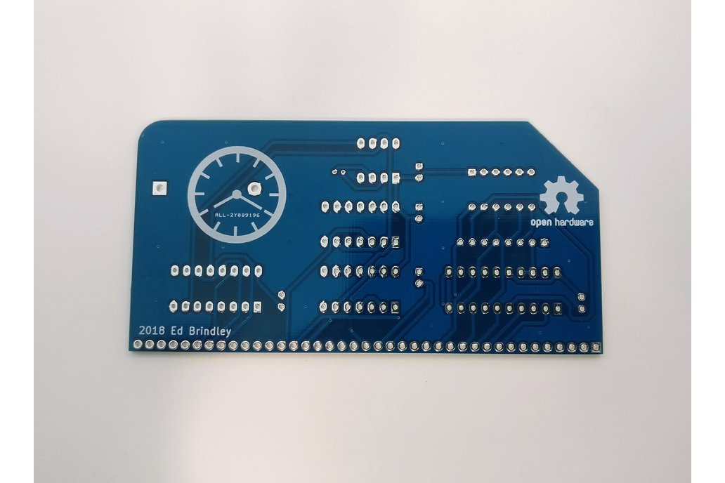 Real Time Clock PCB for the RC2014 Computer 3