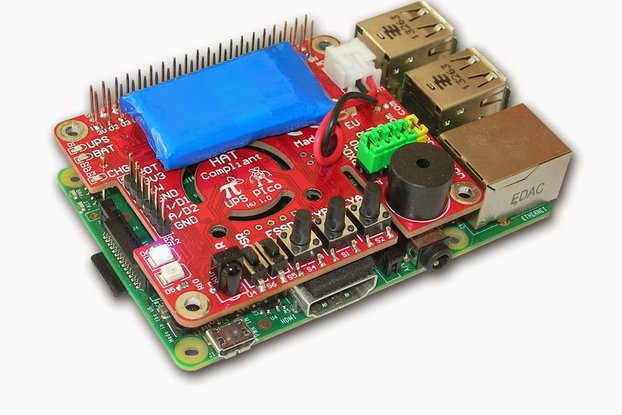 UPS PIco for Raspberry Pi