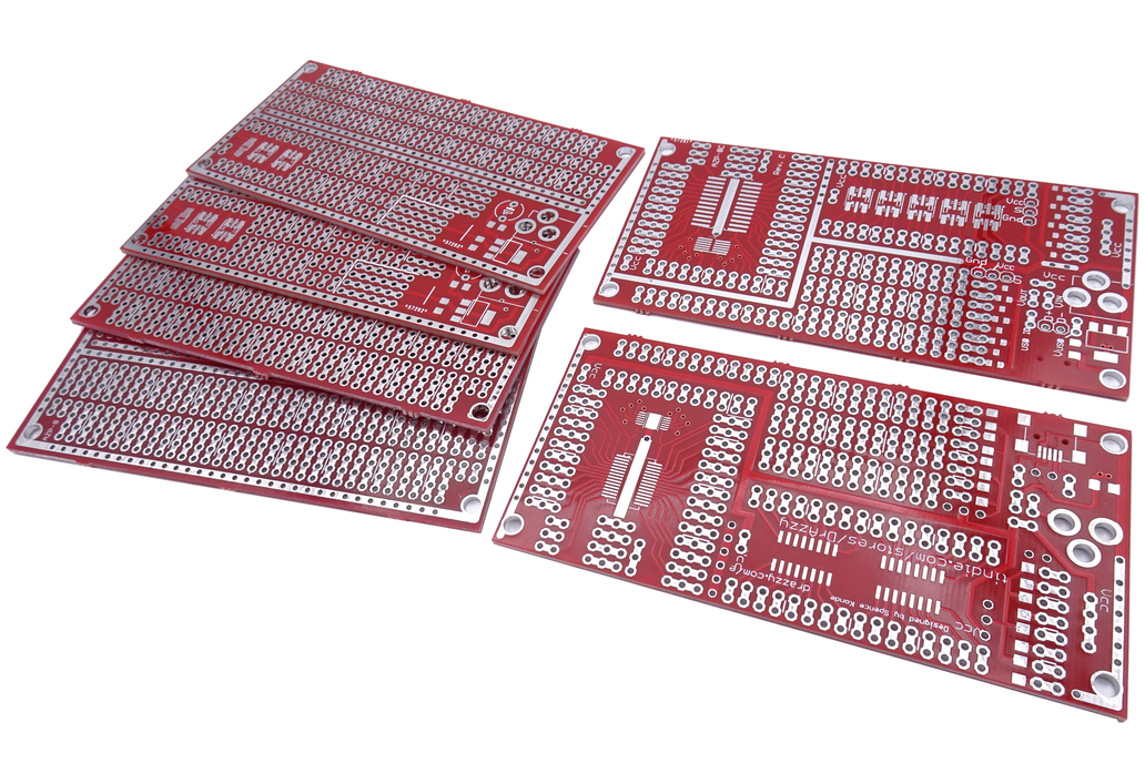 """2"""" x 4"""" Prototyping/Project boards 1"""