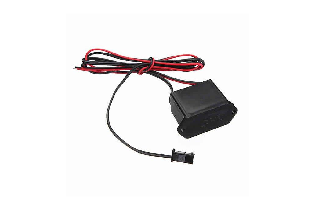4M 10 colors 3V Flexible Neon EL Wire Light Dance  11