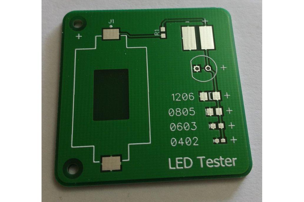 LED tester 7